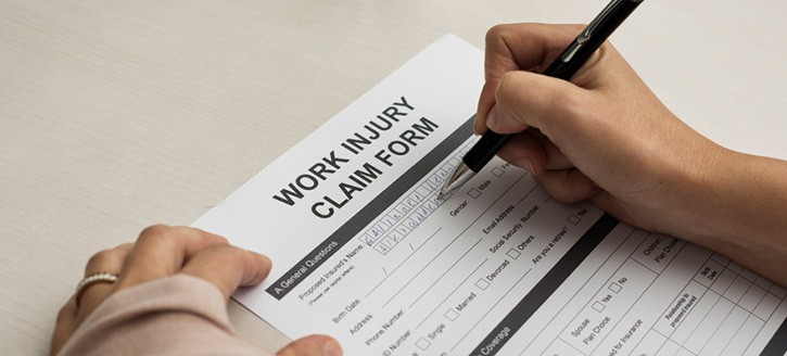 Workers Comp Claim Form